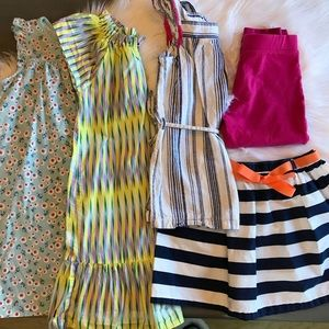 Girls Spring bundle with Tea Dresses